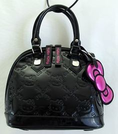 14b4486b5a5a Loungefly Hello Kitty Mini Luggage Tote Bag purse really like this one  evntho i m