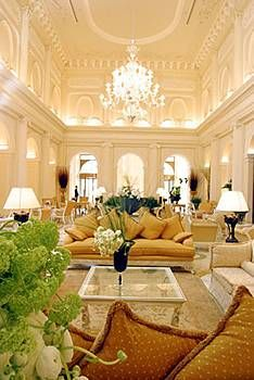 Exedra Boscolo Hotel in Rome, Italy - we went when they first opened. You can see this hotel in the movie Oceans Twelve.
