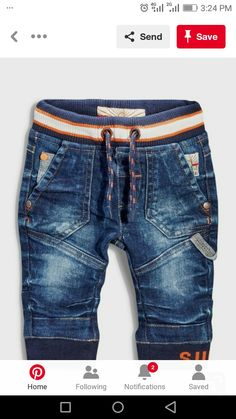 f13ab9e48 Toddler Jeans, Baby Jeans, Denim Joggers, Denim Jeans, Chinos, Baby  Dungarees