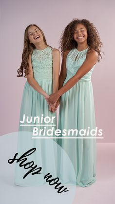 Jasmine Bridal is home to 8 separate designer wedding labels as well as two of our own line. Jasmine is the go to choice for wedding and special event dresses. Wedding Bridesmaid Flowers, Mint Bridesmaid Dresses, Mix Match Bridesmaids, Junior Bridesmaids, Southern Charm Wedding, Jasmine Bridal, Event Dresses, Junior Dresses, Party Mix