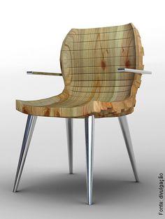 Cadeira Jacaré