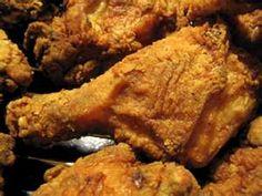 fried chicken wings & legs, HOT OR MILD