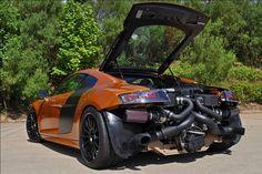 Audi R8 1000 CV