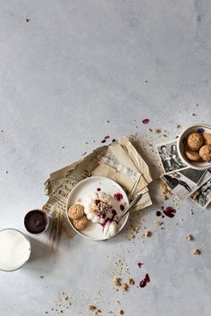 Analysis of madness. Madness really. Breakfast And Brunch, Good Morning Breakfast, Breakfast Photography, Food Photography Styling, Food Styling, Food Flatlay, Food Blogs, Creative Food, I Foods