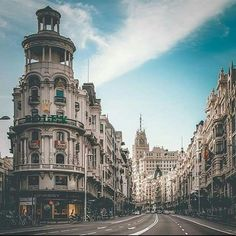 MADRID, SPAIN. #Madrid #Spain #cities_of_world