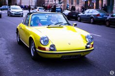 #Porsche #911 à la Traversée de #Paris hivernale 2016. Reportage complet : http://newsdanciennes.com/2016/01/10/grand-format-traversee-de-paris-hivernale-2016/ #Vintage #VintageCar #Voiture #Ancienne