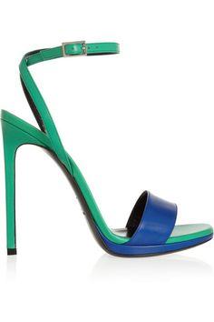 Shop now: Saint Laurent Sandals