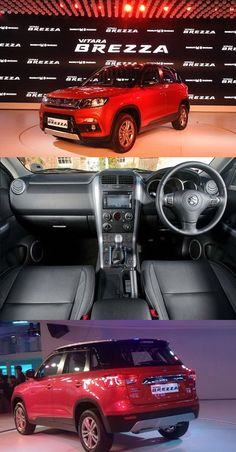 20 Best New Maruti Suzuki Vitara Brezza Images Automobile Autos Cars