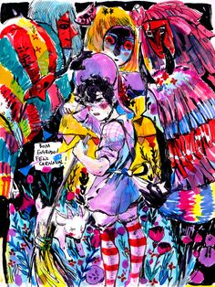danibonbon: bom entrudo/feliz carnaval! <3não podia...