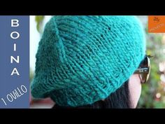 Boina Francesa fácil en tejida en dos agujas y con 1 ovillo- Soy Woolly - YouTube Cable Knitting, Knitting Videos, Knit Crochet, Crochet Hats, Hats For Women, Women Hat, Cross Stitch Embroidery, Knitted Hats, Knitting Patterns