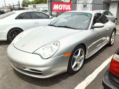 2005 Porsche 996 911 Carrera at German Autohaus of Chattanooga for IMS bearing inspect and camshaft sensor replacement.