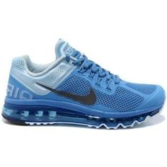 newest 03c9d 595d2 Nike Air Max 2013 Men SteelBlue Sky