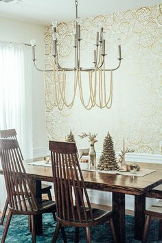 In Honor Of Design | Winter Wonderland Christmas with Martha Stewart | In Honor Of Design
