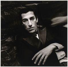 Peter Hujar • Jose Arango Backstage at the Palm Casino Review, 1974