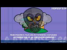 Contaminacion Atmosférica - YouTube