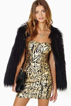 Filthy Rich Dress