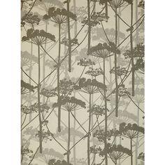 Buy Marimekko Putkinotko Wallpaper, Grey, 14152 Online at johnlewis.com