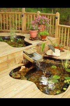 Great pond idea