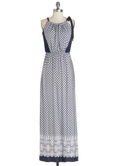 Rather Apro-posy Dress