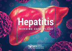 Hepatitis is a widespread inflammation of the liver that results in degeneration and necrosis of liver cells.