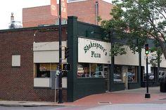 Shakespeare's Pizza, Columbia, MO