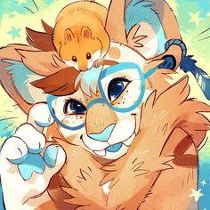 Cute Drawings, Animal Drawings, Pet Anime, Furry Oc, Furry Drawing, Anthro Furry, Wow Art, Kawaii, Fantasy Creatures