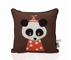 Djurkudde - Posey Panda - Ferm Living