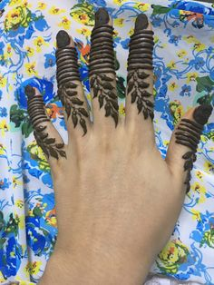 Mehndi Designs For Beginners, Henna Designs Easy, Henna Tattoo Designs, Mehendi, Henna Mehndi, Mehndi Flower, Mehendhi Designs, Hena Designs, Henna Drawings