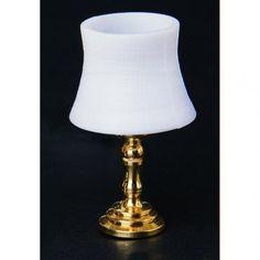 Lampe à poser - 786A37 1/12ème #maisondepoupées #dollhouse #lampe #lamp #light #meuble #furniture #miniature