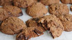 Silja, Food & Paris: Šokolaadi-pähkli küpsised