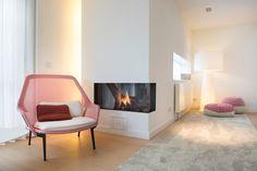Vitra slow chair- domez interieur architecten