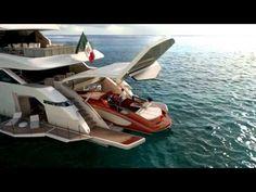 The Amazing Jade Superyacht with Floating Garage $60,000,000 ⋆ BILLIONAIRES CLUB ⋆ LUXURY ⋆ - YouTube