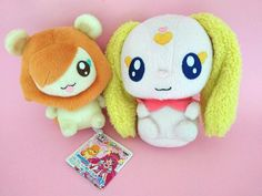 Smile Precure Pretty Cure Mascot Candy & Pop Plush Stuffed Doll Banrpesto in Collectibles, Animation Art & Characters, Japanese, Anime, Other Anime Collectibles | eBay