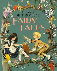 Dean's Gift Book of Fairy Tales ~ Illustrated by Janet & Anne Grahame Johnstone