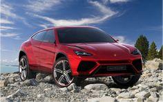 Lamborghini выпустит 3 500 кросоверов «Urus»