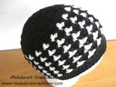 Meladoras Creation | Birds of a Feather Beanie - Free Crochet Pattern