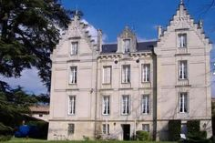 Mirambeau - A superb restored Château with 9 bedrooms in truly class condition, situated between Cognac & Bordeaux French Property, France, Bordeaux, 19th Century, Restoration, Mansions, Architecture, House Styles, Bedrooms
