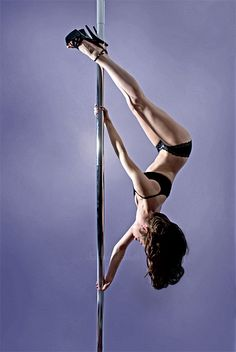 Pole Art - Inverted D by h-e-photography