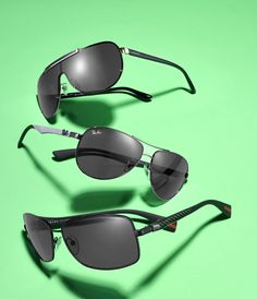 Gifts for Dad: For the man that keeps an eye on you. VERSACE, RAY-BAN and PRADA #sunglasses BUY NOW!