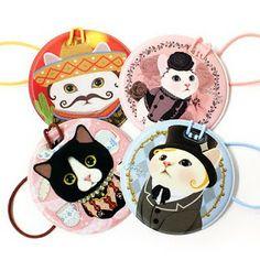 BlackIris Design: Kitty Tuesday: Jetoy kitty so adorable