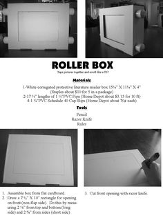 roller box how to