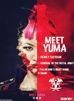 Far Cry 4 - Yuma (General of the Royal Army) #FarCry4 #Kyrat #SendaDorada #GoldenPath