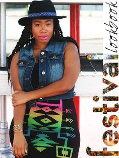 56605e4cbdab6 Kelly Augustine Plus Size Festival Dresses