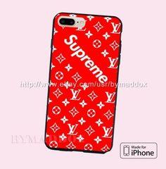 New-Best-Supreme-Red-Best-Design-Logo-Hard-Plastic-CASE-COVER-iPhone-6-6-7-7-8