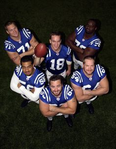 Colts - Football Photography