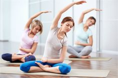 Can't Do Yoga? Think Again