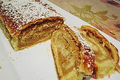 Ungarische Beigel (Rezept mit Bild) von mondscheinroeschen | Chefkoch.de Hungarian Recipes, Hungarian Food, No Bake Cake, French Toast, Bakery, Food And Drink, Bread, Dishes, Breakfast
