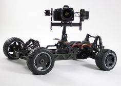 Hands Up If You Want This ActivRig 3-Axis Brushless Gimbal Buggy: