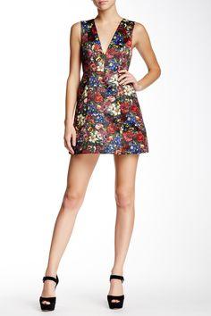 Kiro Lantern Dress by alice + olivia on @nordstrom_rack
