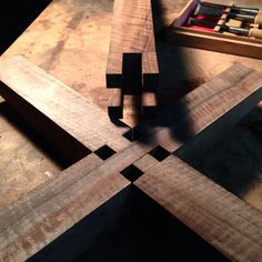Custom music stand base, bottom photo by Sean... - Taylor Donsker Design